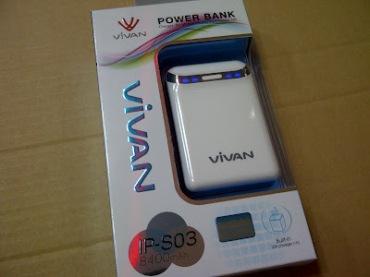 powerbank vivan IPS-03 Robot 8400 mAh, powerbank terbaik, powerbank yang bagus, powerbank murah , https://grosirpowerbankvivan.wordpress.com/