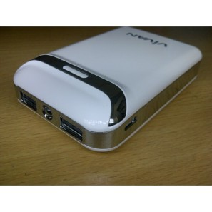 powerbank vivan  IP-S03 Robot 8400 mAh, powerbank terbaik, powerbank yang bagus, powerbank murah , https://grosirpowerbankvivan.wordpress.com/