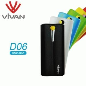 powerbank VIVAN D06 5000mah, powerbank terbaik, powerbank yang bagus, powerbank murah , https://grosirpowerbankvivan.wordpress.com/
