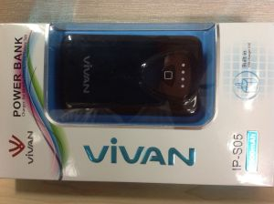 ViVAN POWERBANK IPS05 8000mah Dual Output, powerbank vivan, powerbank terbaik, powerbank yang bagus, powerbank murah , http://grosirpowerbankvivan.wordpress.com/