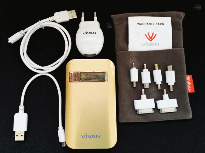 DISTRIBUTOR | JUAL | HARGA | POWER BANK VIVAN MURAH ONLINE