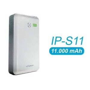 powerbank vivan, powerbank terbaik, powerbank yang bagus, Vivan / watson IPS-11 Powerbank 11000mah White, powerbank murah , https://grosirpowerbankvivan.wordpress.com/