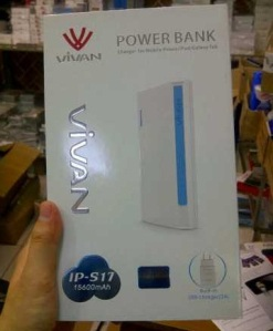 powerbank vivan, powerbank terbaik, powerbank yang bagus, powerbank murah, powerbank vivan IPS 17 15600mah, http://grosirpowerbankvivan.wordpress.com/